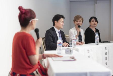 2019.7.20【毎日新聞社】いきいき毎日女性フォーラム