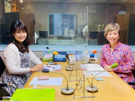 ラジオ大阪 「西﨑彩智の家庭力アッププロジェクト」5/1放送分はこちらから